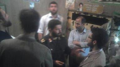 وكالة إيرانية: الحرس الثوري اقتحم سفارة السعودية
