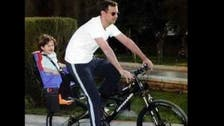 درّاجة هوائية تشعل حرباً بين مسؤولي النظام السوري!