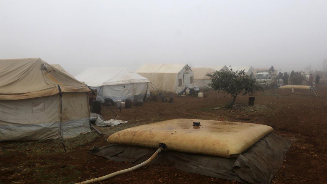 Syria's humanitarian crisis