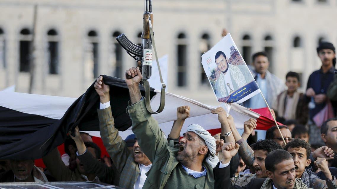 ميليشيات الحوثي الحوثيون الحوثيين