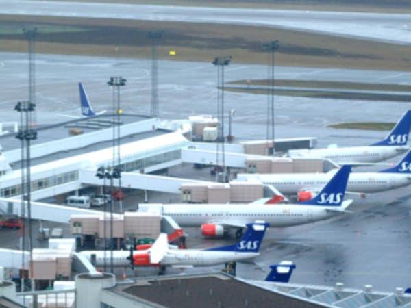 آثار متفجرات تتسبب بإخلاء مطار في السويد