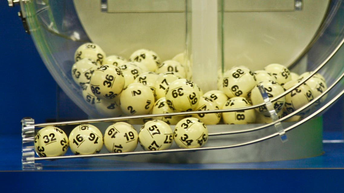The winning Powerball numbers are shown after being drawn at the Florida Lottery studio in Tallahassee, Florida January 9, 2016. reuters