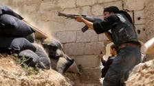 Syrian rebel group casts new doubt on peace process, wants missiles