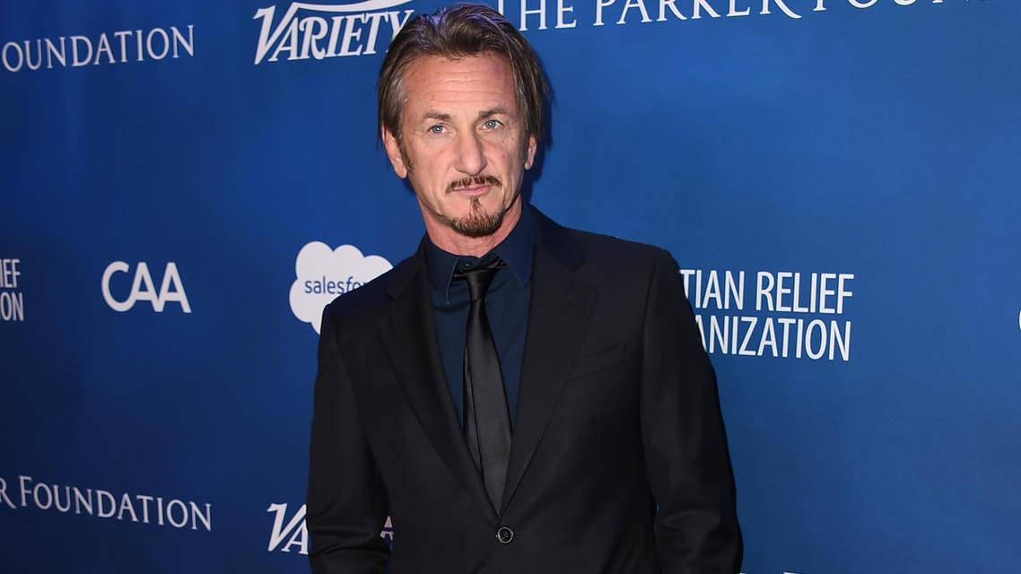 Sean Penn arrives at the 5th Annual Sean Penn & Friends HELP HAITI HOME Gala Benefiting at the Montage Hotel on Saturday, Jan. 9, 2016 in Beverly Hills, Calif. (AP)