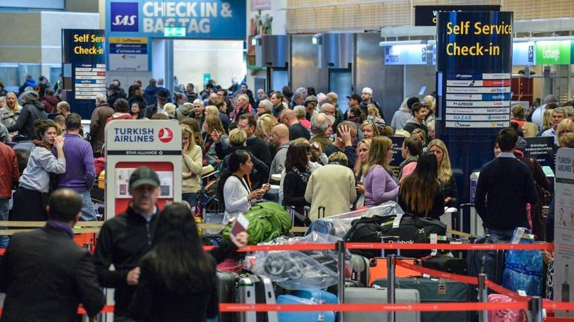 Swedish airport (reuters)