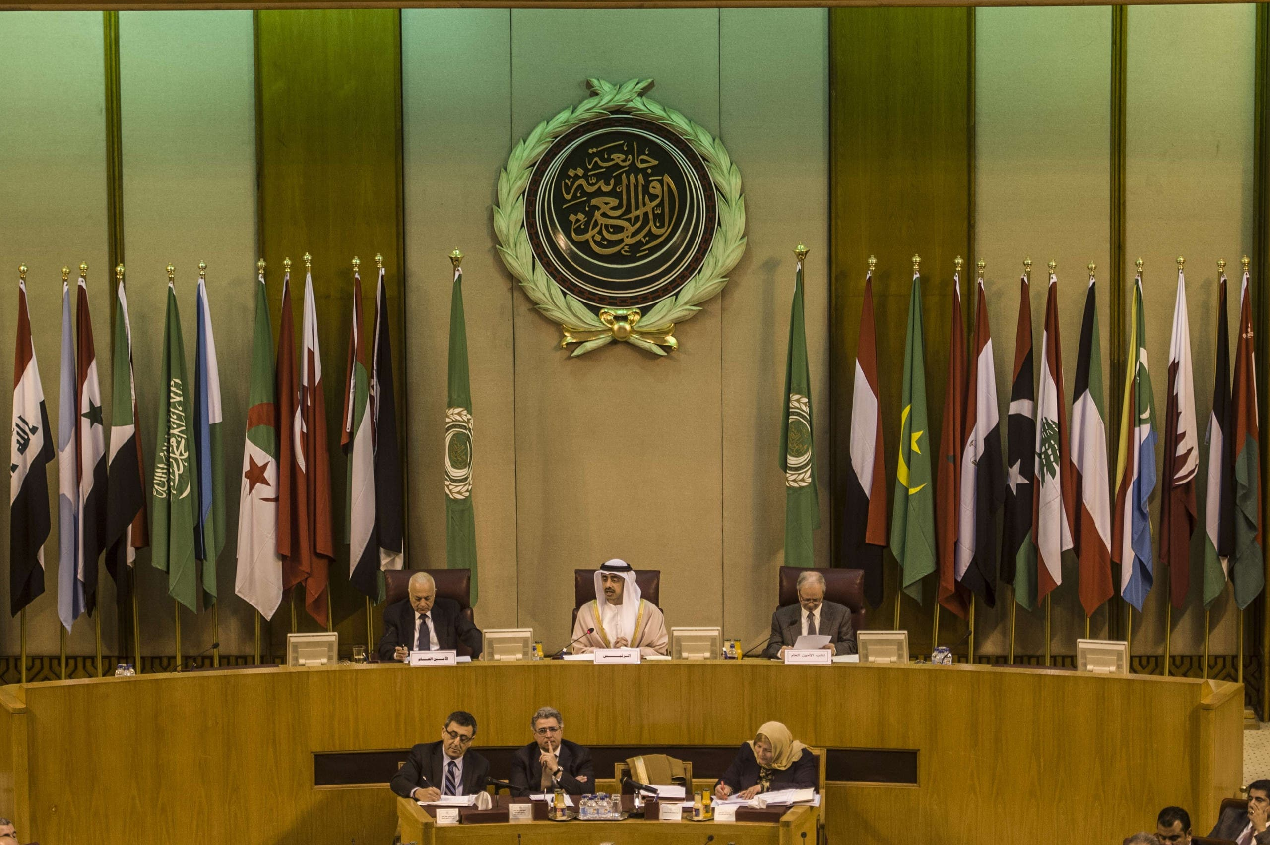 Arab league AFP