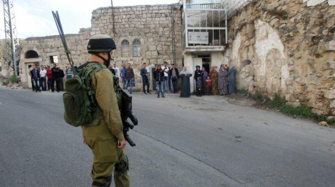 israeli soldier (AFP)