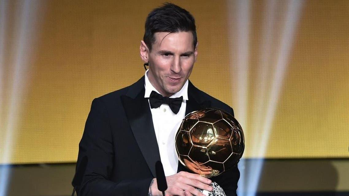 Lionel Messi (AFP/Getty )