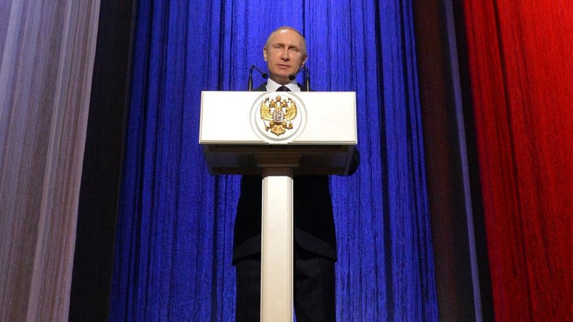 Putin said previous Western military interventions in Iraq and Libya had contributed to an upsurge in terrorism in these countries and elsewhere. (File photo: AP)