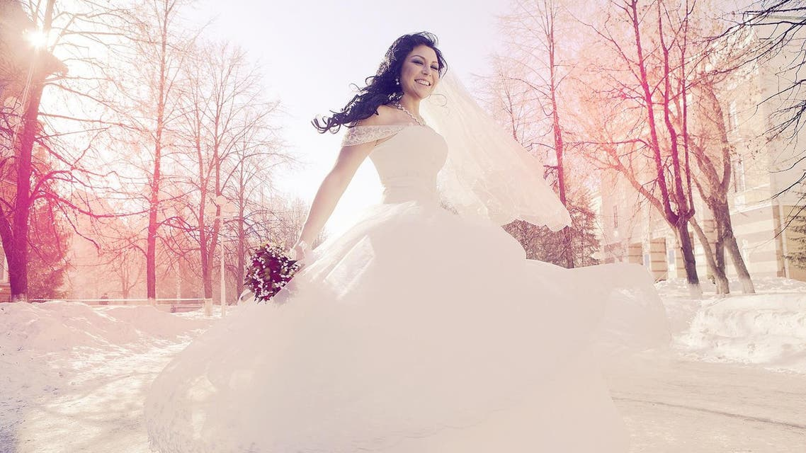 Imagine that your wedding day has finally arrived, what do you see? (Shutterstock)