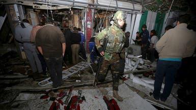 تفجيرات تستهدف مساجد في المقدادية وبغداد تقتل 48 شخصا