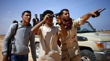 Air strikes target ISIS convoy near Libya's Sirte