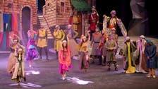 'Al Faris:' Fantasy musical set to poetry takes to Dubai stage