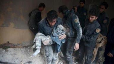 مقتل أكثر من 25 مدنياً في قصف روسي بريف حلب