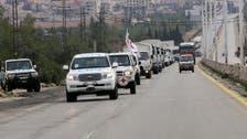 شامی فوج کا محاصرہ، مضایا میں بھوک اور موت کے ڈیرے