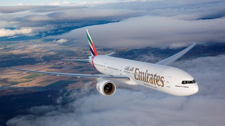 طيران الإمارات تطلق خدمة يومية ثالثة إلى مطار دوموديدوف