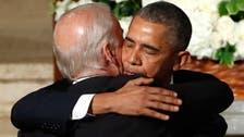 اب تمہارا وقت ہے، میری تمام تر نیک خواہشات تمہارے ساتھ ہیں: اوباما