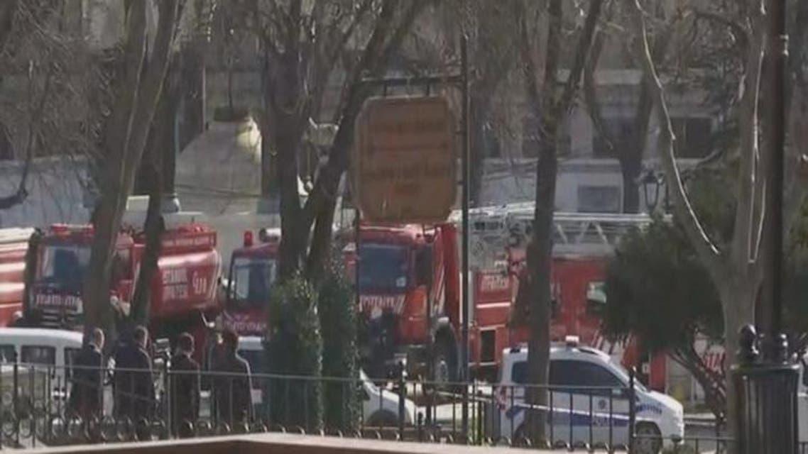 THUMBNAIL_ انفجار يهز وسط اسطنبول.. وأنباء عن سقوط قتلى وجرحى