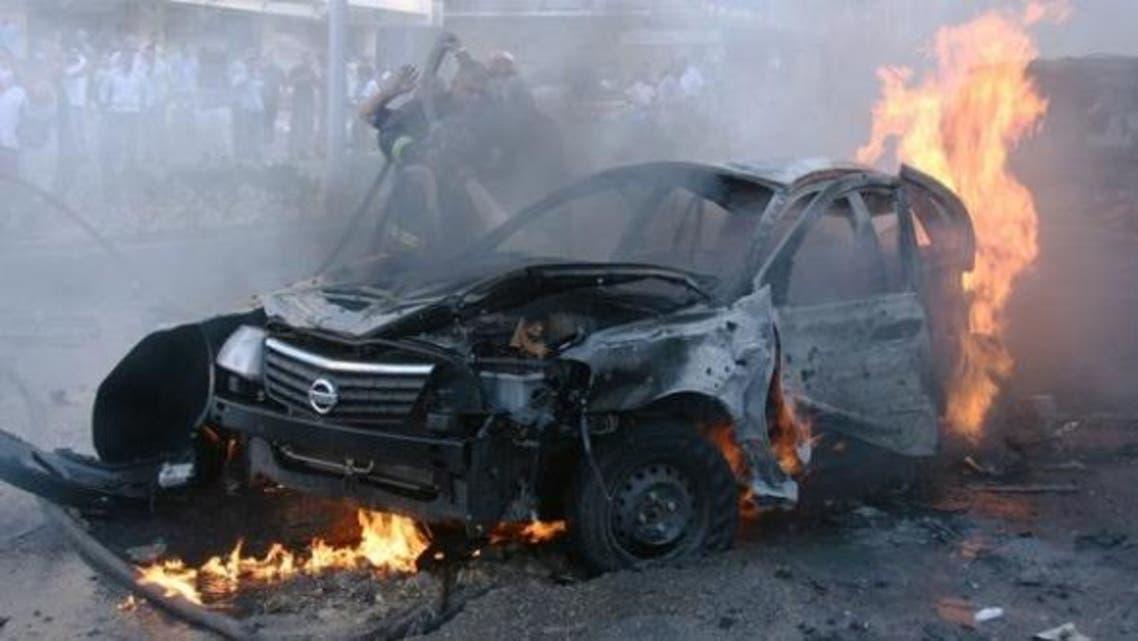 تفجير العراق
