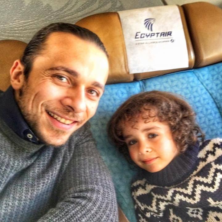 الطفل المصري ووالده