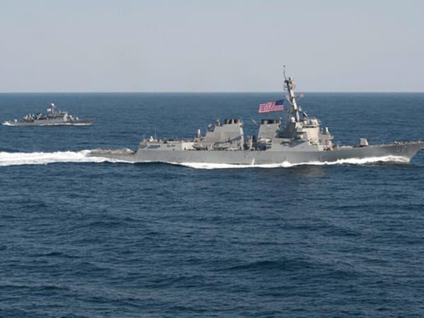 إيران تفرج عن البحارة الأميركيين