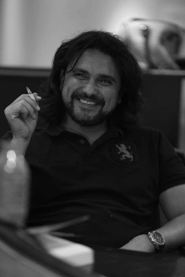 الإعلامي محمود الغيطاني