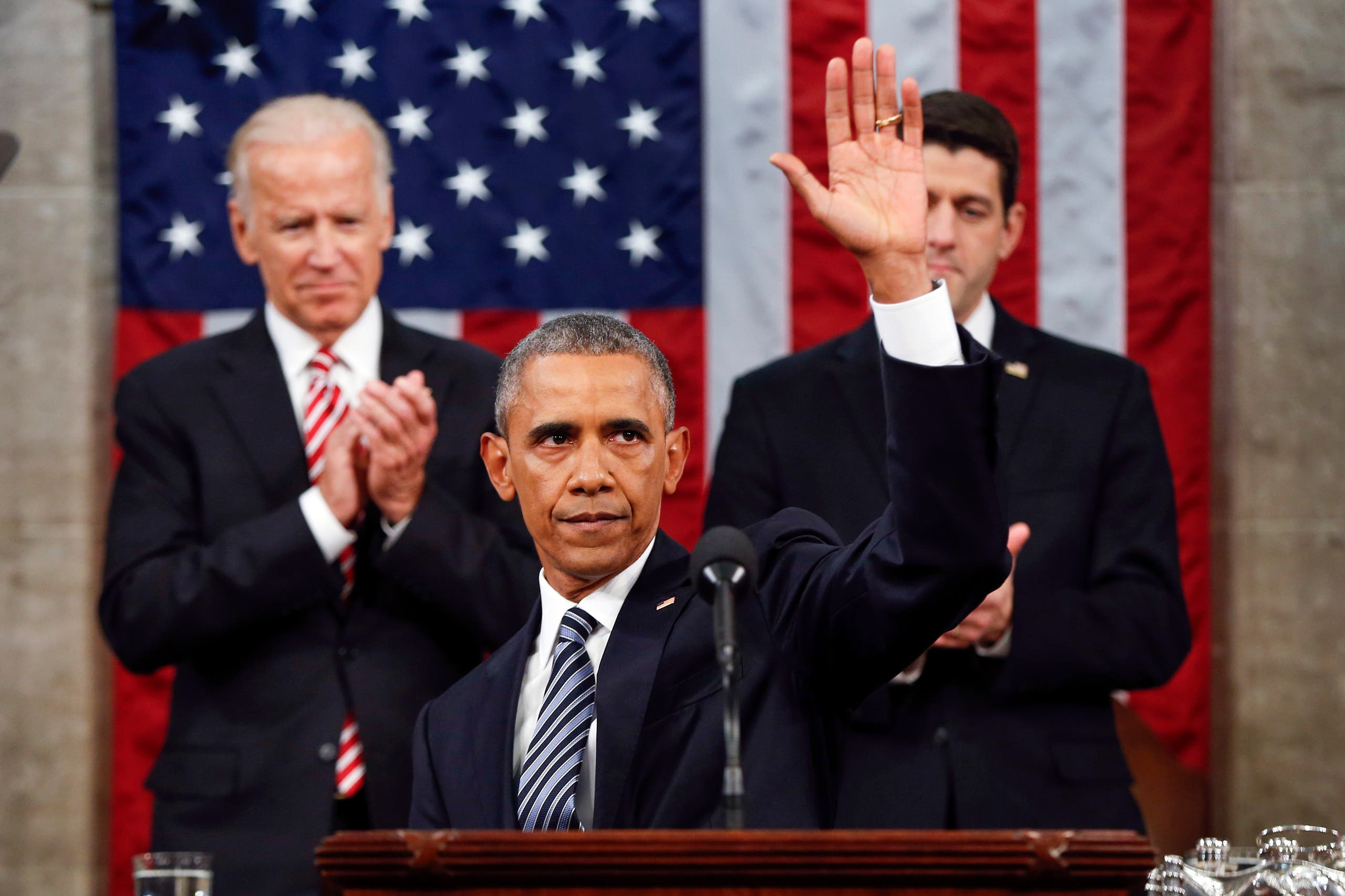 Obama's final State of the Union