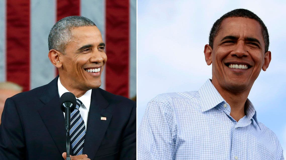 Obama's address to the U.S. Congress on Wednesday night was reminiscent of candidate Obama (R). (Reuters)