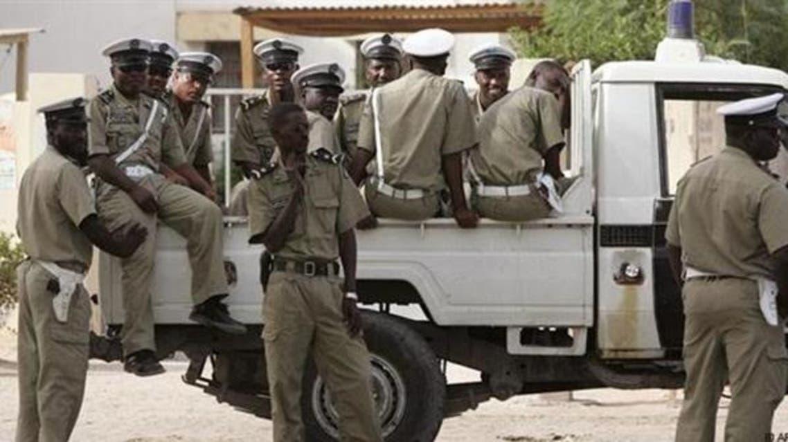 موريتانيا رجال أمن