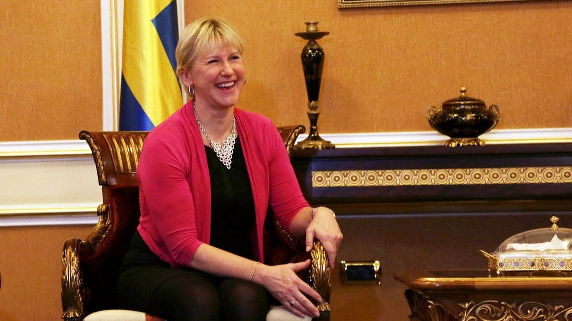 Swedish Foreign Minister Margot Wallstrom called for a probe to determine whether Israeli forces were guilty of extrajudicial killings of Palestinians. (File photo: AP)
