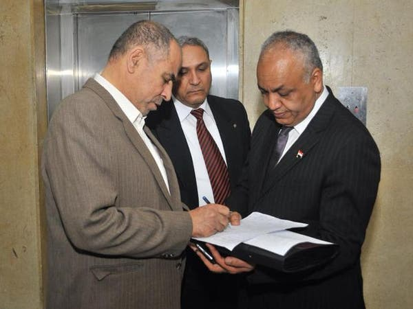 مصير رئيس جهاز المحاسبات أمام البرلمان المصري