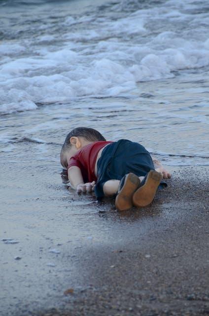 إيلان الطفل السوري