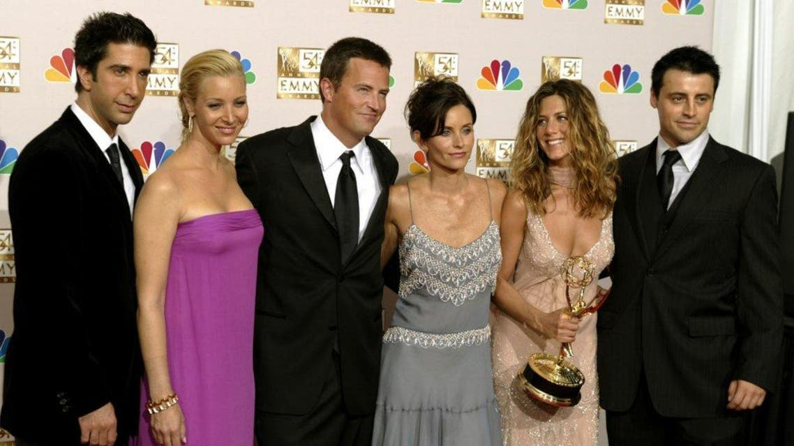 The six cast members are scheduled to come together next month for a tribute to TV comedy director James Burrows. (File photo: Reuters)