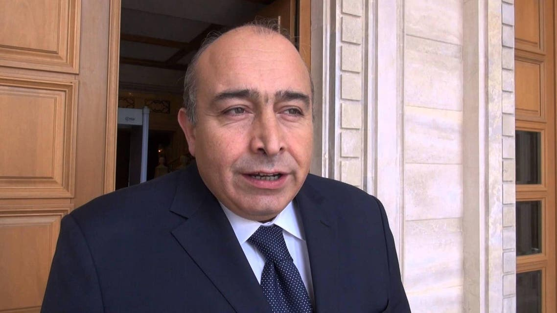 سفير دولة لبنان لدى ليبيا محمد سكينة