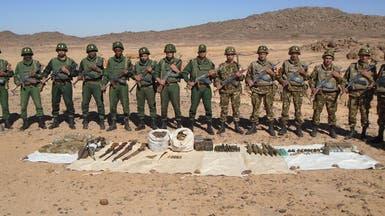 الجيش الجزائري يجهض محاولة تهريب سلاح