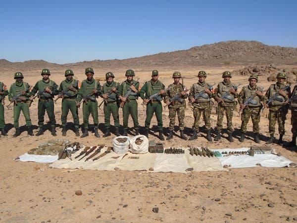 الجزائر.. مقتل 3 متطرفين وحجز أسلحة حربية بالجنوب