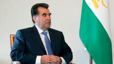 Tajik parliament considers unlimited terms for president