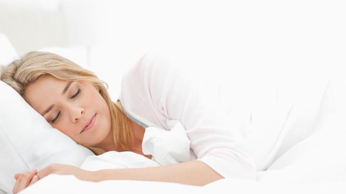 Getting a good night's sleep is important for productivity, mood and overall health. (File photo: shutterstock)