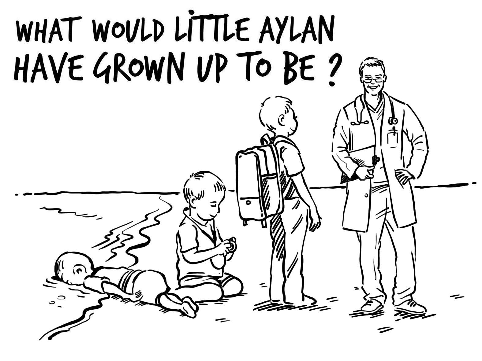 الرسم الكاريكاتيري باللغة الإنجليزية