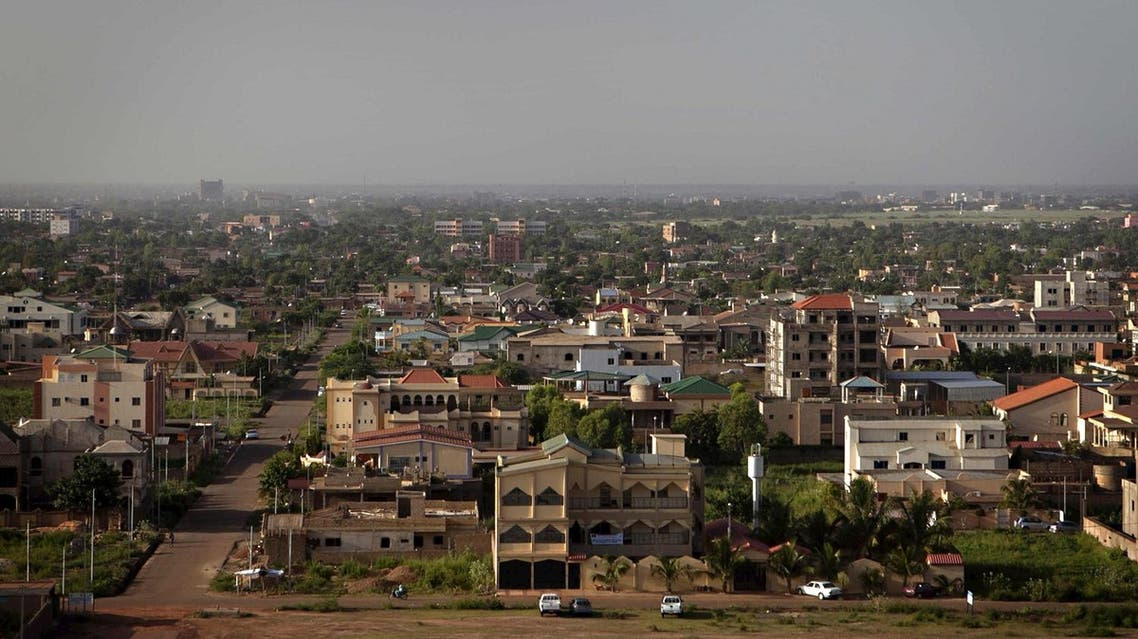 A general view of Burkina Faso's capital Ouagadougou is seen in this September 24, 2012 file photo. (Reuters)