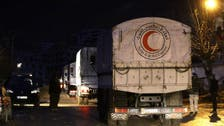 U.N. says mobile clinic on way to Madaya