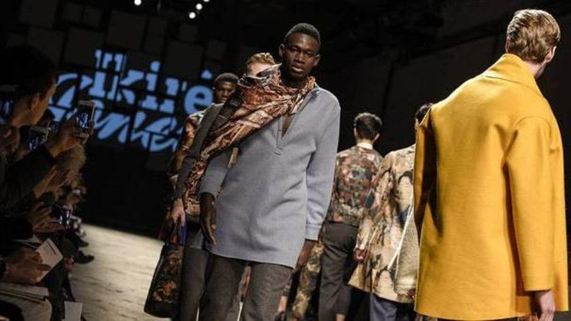 عرض أزياء للاجئين