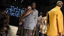 لاجئون يشاركون في عرض أزياء في إيطاليا