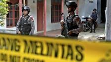 انڈونیشیا : دہشت گرد حملے کی منصوبہ بندی کے شبہے میں 3 افراد گرفتار