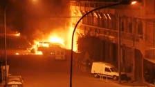 Al-Qaeda claims deadly Burkina hotel siege