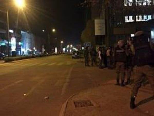 إخلاء سعوديين احتجزا في فندق بوركينا فاسو