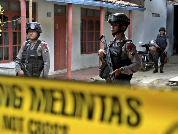 ارتفاع عدد قتلى هجوم إندونيسيا إلى 8
