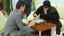 He played chess with Qaddafi, now this champ defends Assad ties