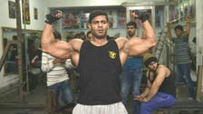Mr. Musclemania's dilemma: abandon his passion or Pakistan?