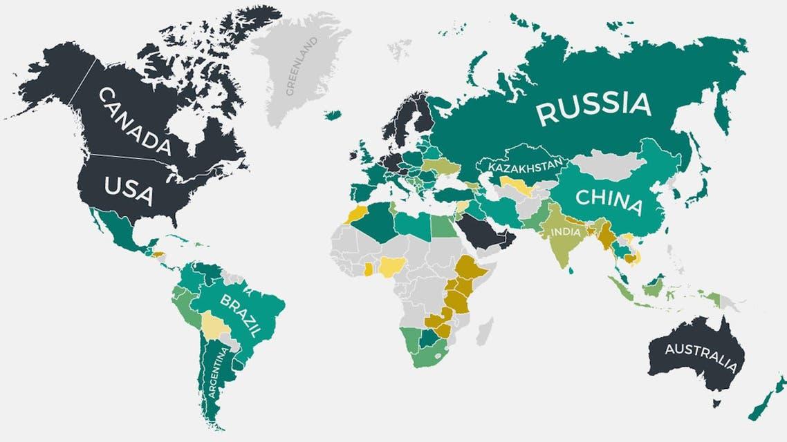 world food costs